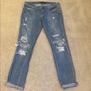 PINK Victoria's Secret limited edition jeans